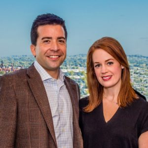 Clint Kirby, Chief Financial Strategist at DreamWork Financial, and his wife Karen Kirby