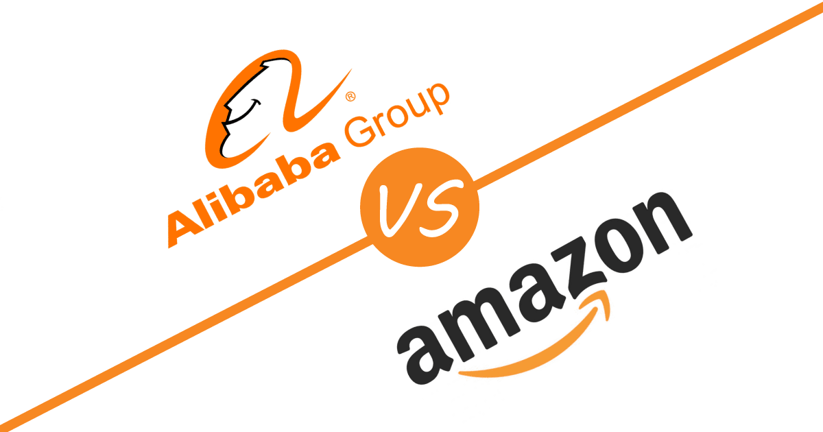 graphic of ali baba vs amazon
