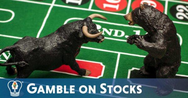 Gamble on Stocks